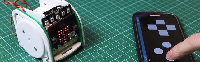Robotika Szakkör Nagymaroson